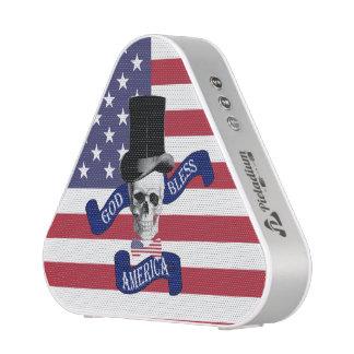 Funny patriotic American flag