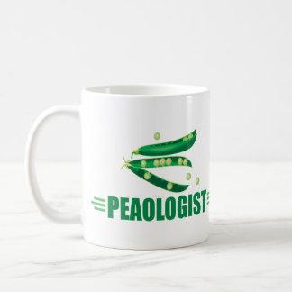 Funny Peas Coffee Mug