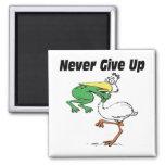 Funny Pelican Magnet