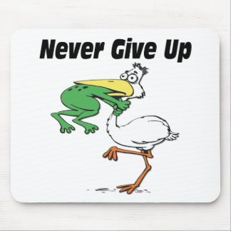 Funny Pelican Mouse Pad