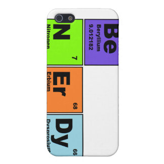 Funny Periodic Table iPhone Case Covers For iPhone 5