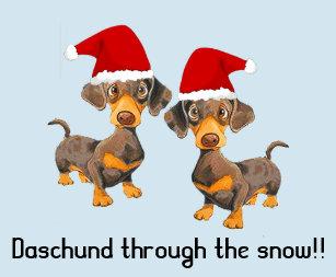 Dog Christmas Puns.Holiday Dog Puns Gifts Gift Ideas Zazzle Uk