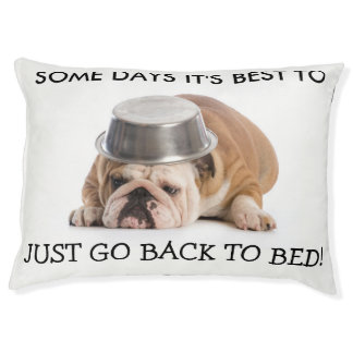 Funny Pet Bed Pillow