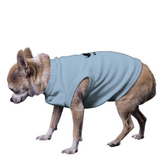funny petshirt sleeveless dog shirt