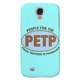 Funny Pharmacist Gifts Unique PETP Deisgn Samsung Galaxy S4 Covers
