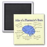 Funny Pharmacist's Brain Gifts