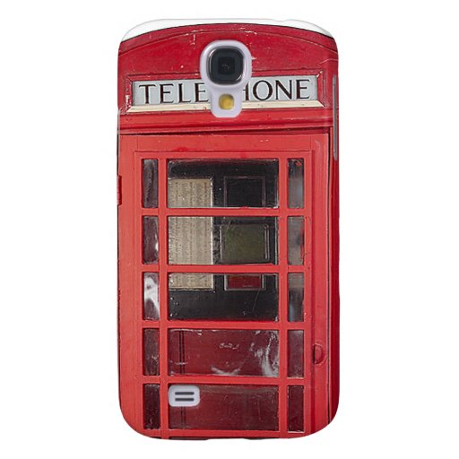 Funny Phone Booth iPhone 3G case Galaxy S4 Cases