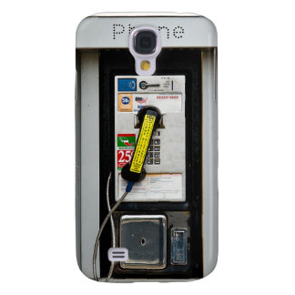 Funny Phone Booth iPhone 3G case Galaxy S4 Case