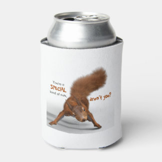 Funny Photo of Red Squirrel   Special Kind of Nuts