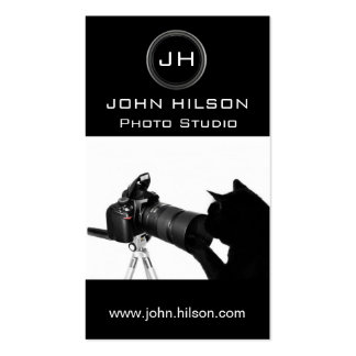Funny - Photographer Business Card
