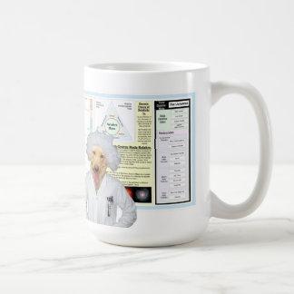 Funny Physics Lab Basic White Mug