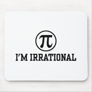 Funny Pi Mouse Pads