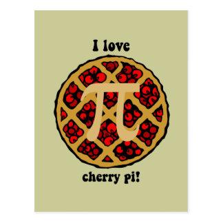 Funny pi postcards