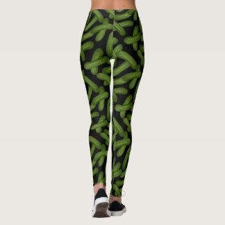 Funny Pickles All-Over Print Leggings
