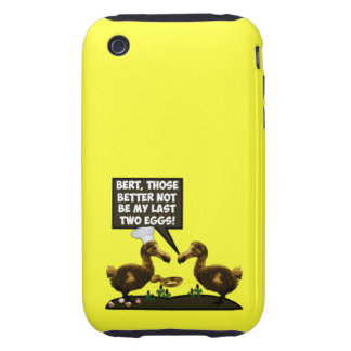 Funny picture iPhone 3 tough case