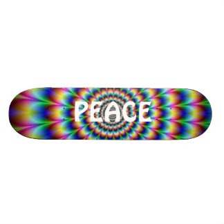 funny_pictures_1230, PEACE 20.6 Cm Skateboard Deck