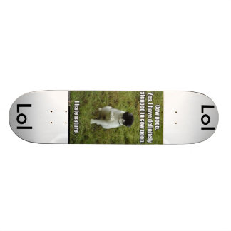 funny-pictures-cat-hates-nature1, Lol, Lol Custom Skateboard