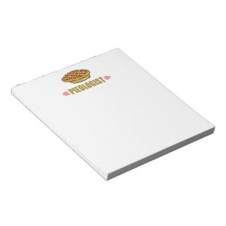 Funny Pie Notepad