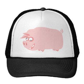 Funny Pig Cap