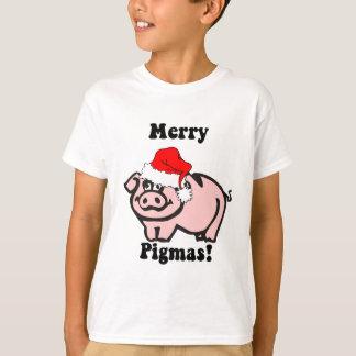 Funny pig Christmas T-Shirt