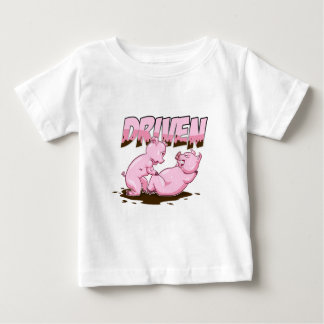 Funny Pigs Working Out T Shirt