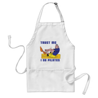 Funny Pilates Standard Apron