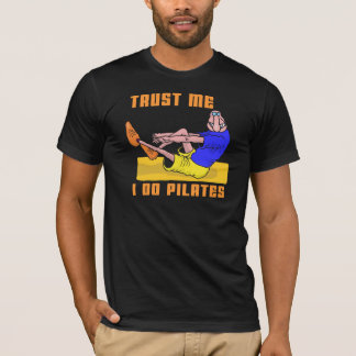 Funny Pilates T-Shirt