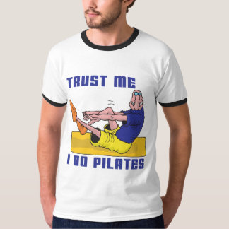 Funny Pilates T-Shirt
