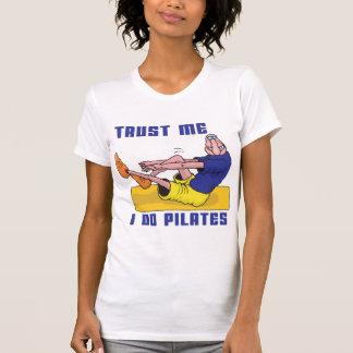 Funny Pilates Tshirts