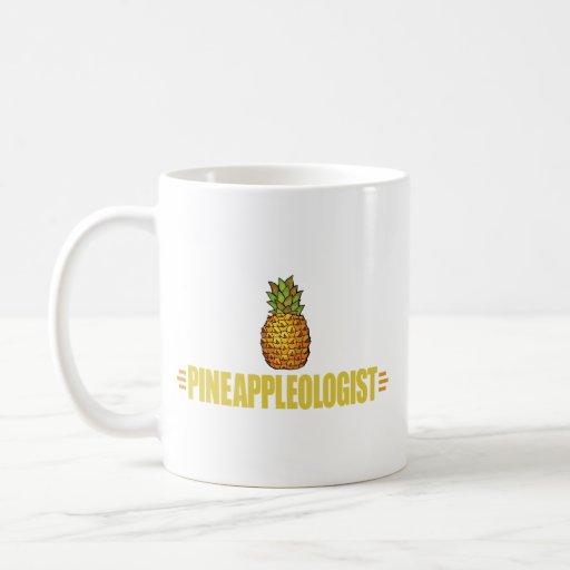 Funny Pineapple Lover Coffee Mugs