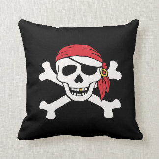 Funny Pirate Cushion