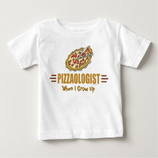 Funny Pizza Baby T-Shirt