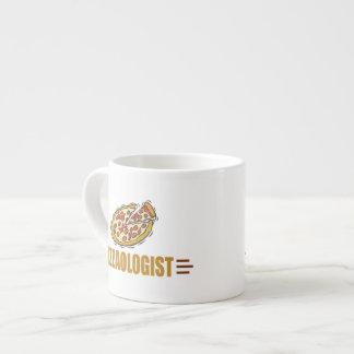 Funny Pizza Espresso Cup