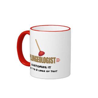 Funny Plumbing Ringer Mug