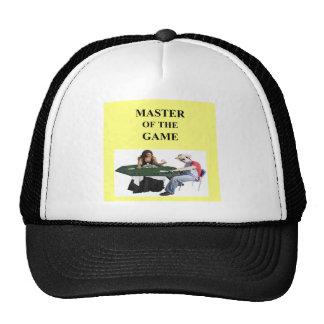 funny poker design trucker hat
