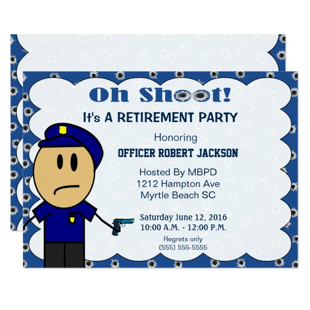 Invitation To Retirement Party with best invitation ideas