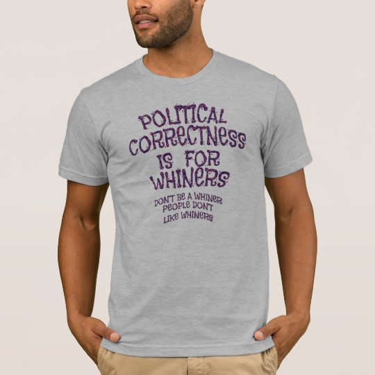 Funny Politically Incorrect T-Shirts