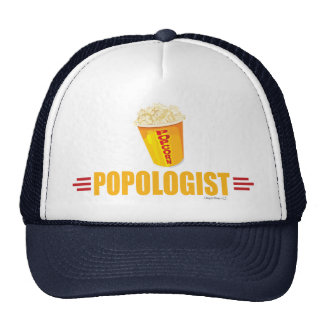 Funny Popcorn Cap