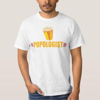 Funny Popcorn Tshirt