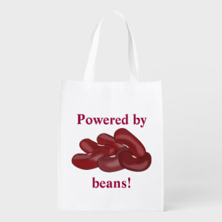 Funny Powered by Kidney Beans Vegetarian or Vegan