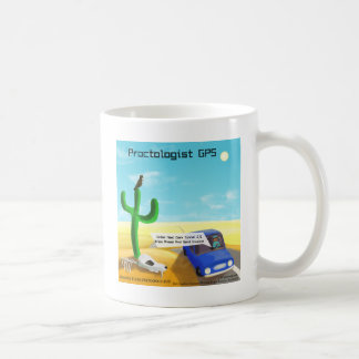 Funny Proctology Coffee Mug