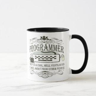 Funny Programmer Mug