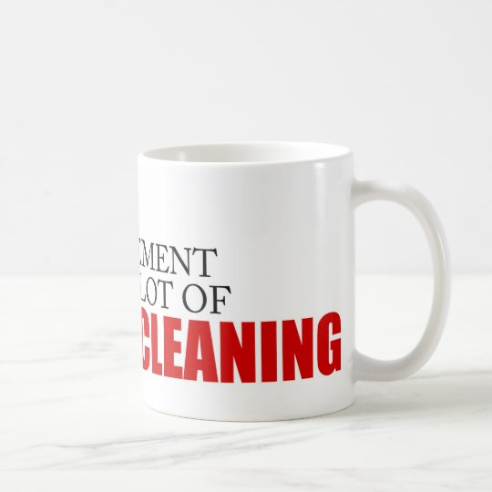Funny Project Management Saying Risk Fan Cleaning Coffee