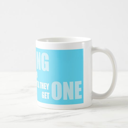 Funny Project Management Saying Strong Manager Coffee Mug