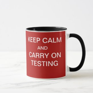 Funny Project Team Gift Go Live Testing Quote Joke