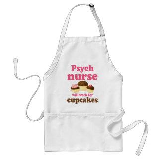 Funny Psych Nurse Apron