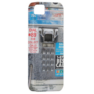 Funny Public Pay Phone Booth Case For The iPhone 5