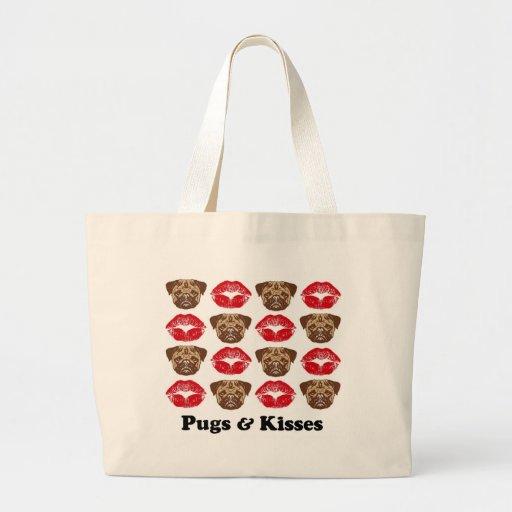 Funny Pug Bags