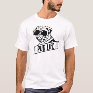 Funny Pug Life T-shirt