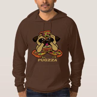 Funny PUGZZA (Pizza) shirts & jackets